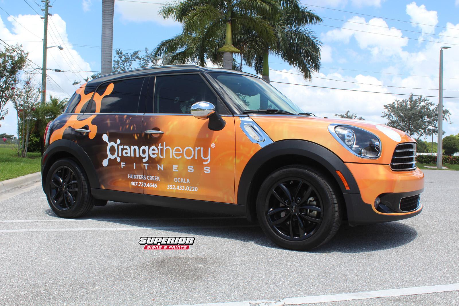 Superior Auto Group >> ORANGETHEORY FITNESS FRANCHISE OWNER MINI COOPER ...